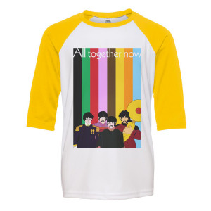 All Together Now Youth Baseball Tee