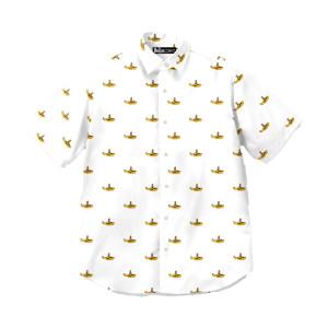 The Beatles x Original Stitch Yellow Submarine Short Sleeve Shirt