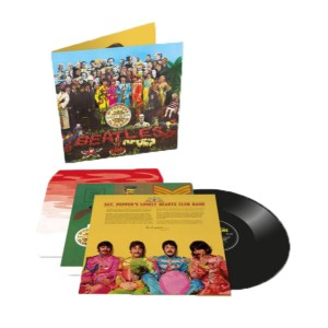 Sgt. Pepper's Lonely Hearts Club Band Anniversary Edition 1 LP