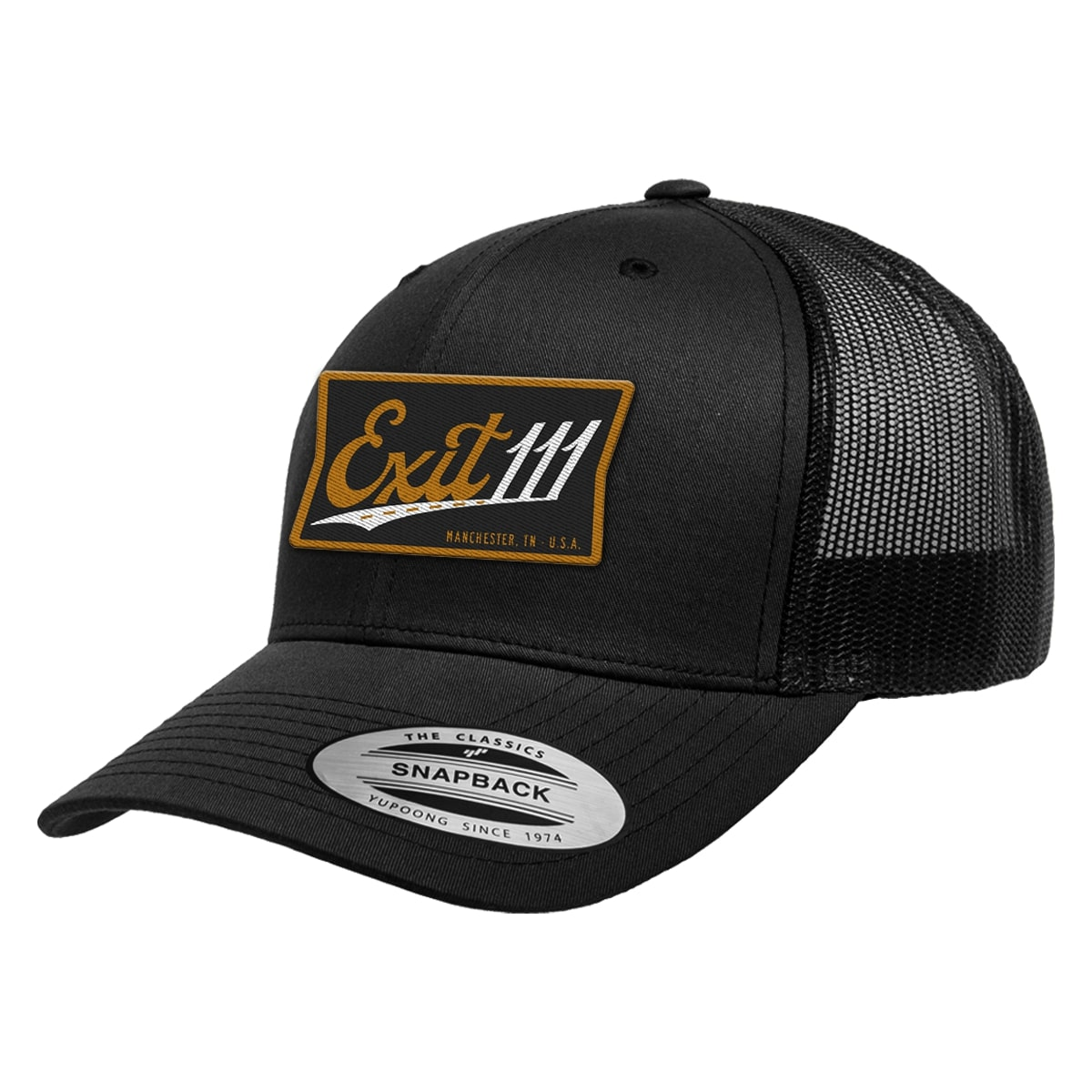 Highway Patch Hat