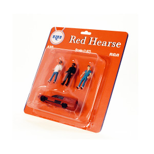 Red Hearse Figures