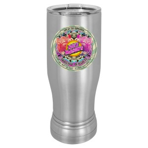 Saucerful OF Secrets Polar Camel Pilsner Travel Mug