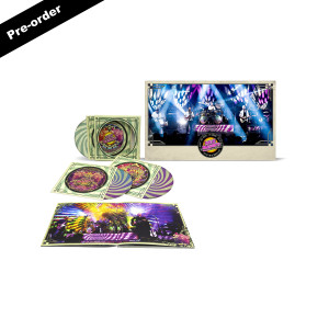 Nick Mason's Saucerful of Secrets Live at the Roundhouse CD/DVD + Limited Edition Signed Poster