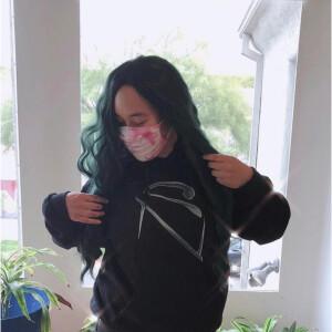 Dead Girl!Black Hoodie