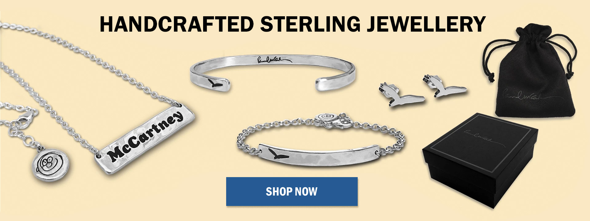Handcrafted Sterling Jewellery | Click Here to Shop Now!