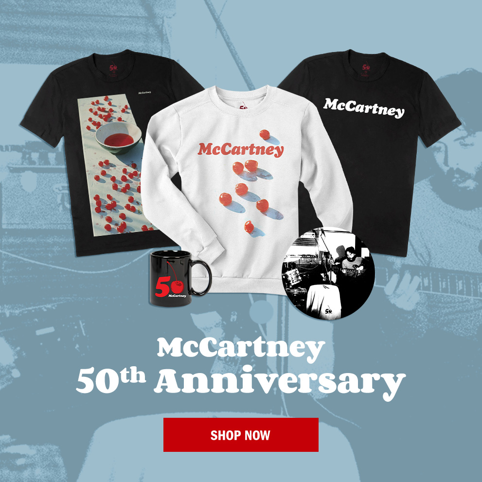 Shop 50th Anniversary!