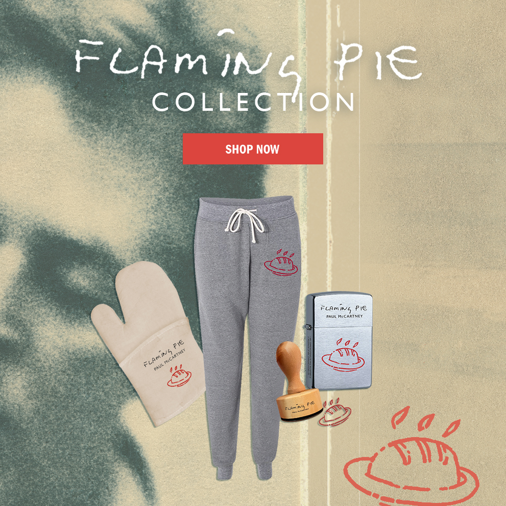 Shop Flaming Pie!