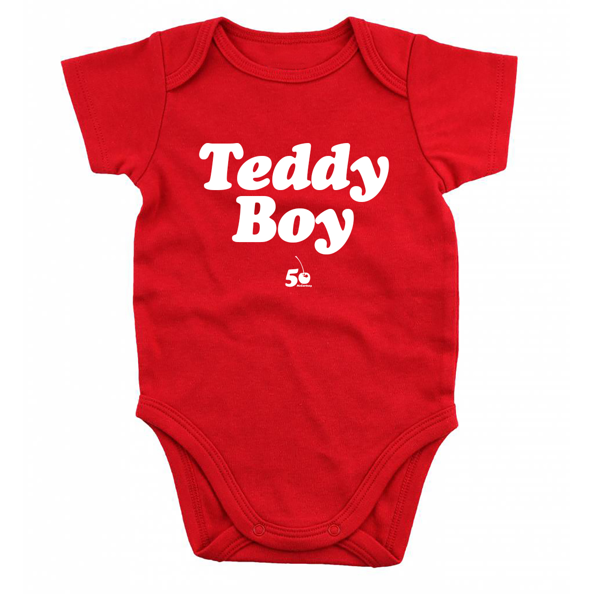Teddy Boy Onesie