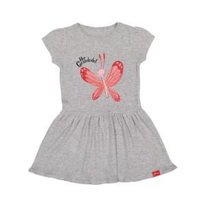 Butterfly Dress Kids Shirt