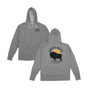 Vintage Buffalo Hoodie