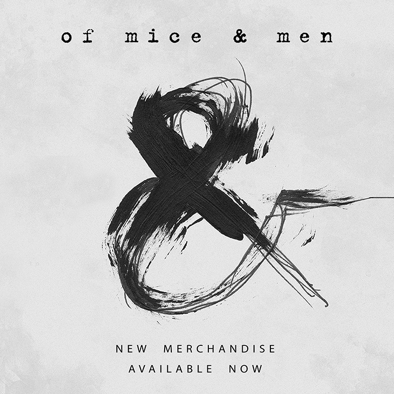Of Mice & Men | New merchandise available now