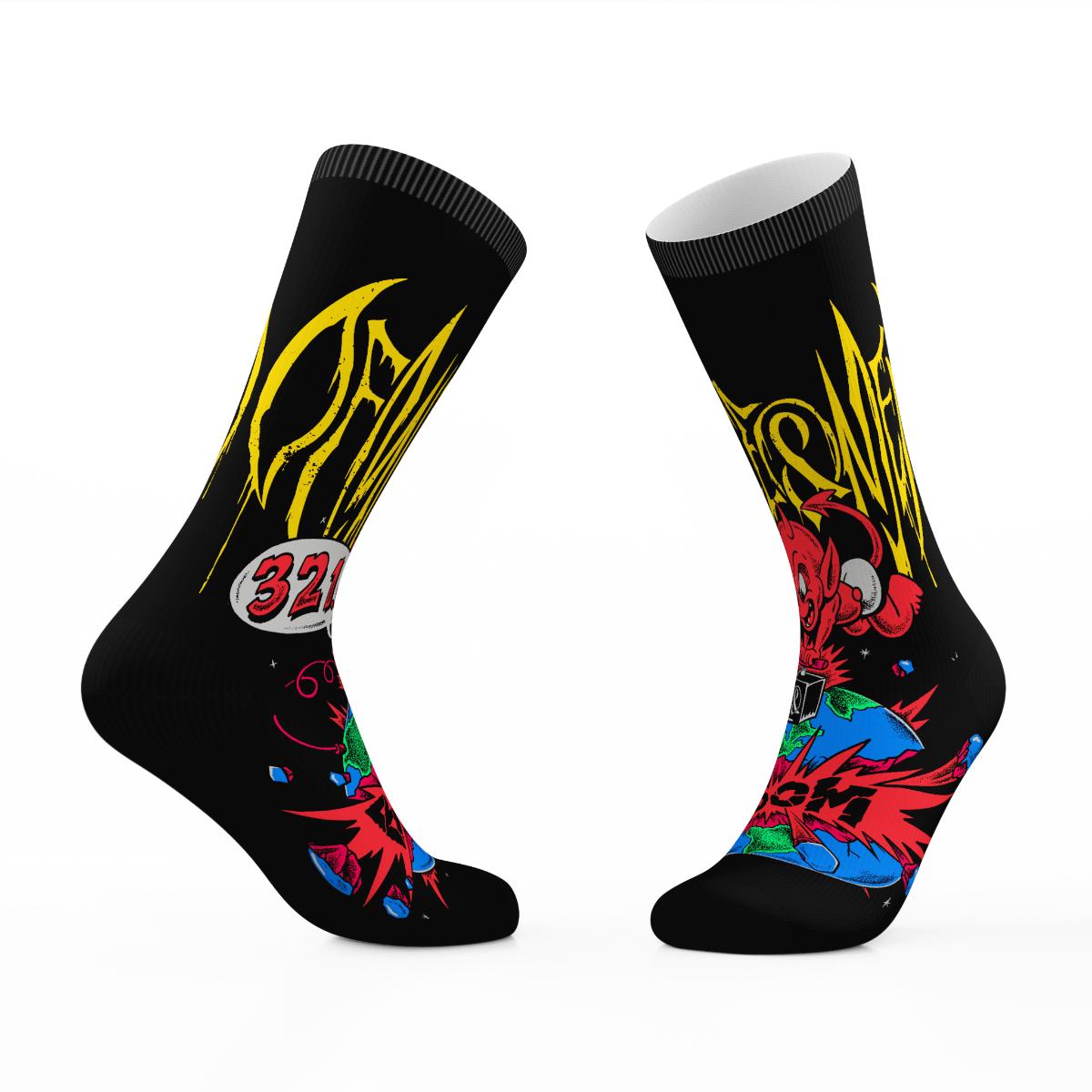 321 Tribe Socks