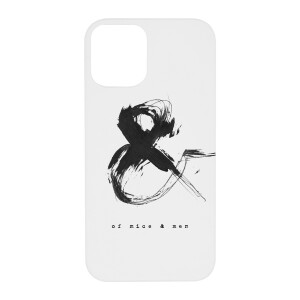 Ampersand White Phone Case