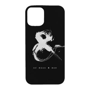 Ampersand Black Phone Case