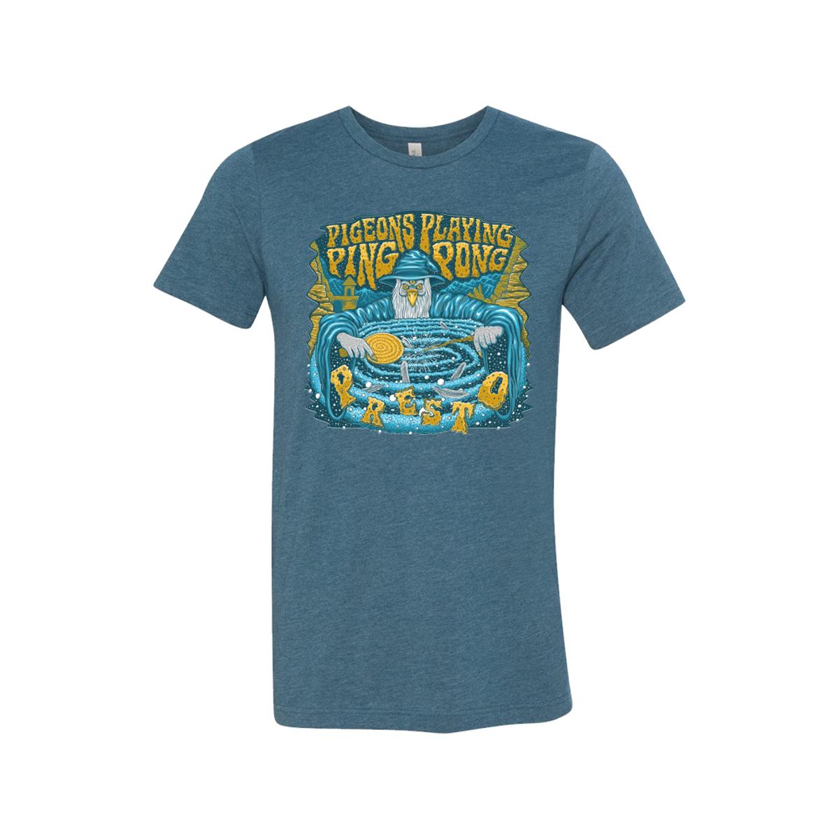 """Presto' T-shirt + Hoodie Bundle"