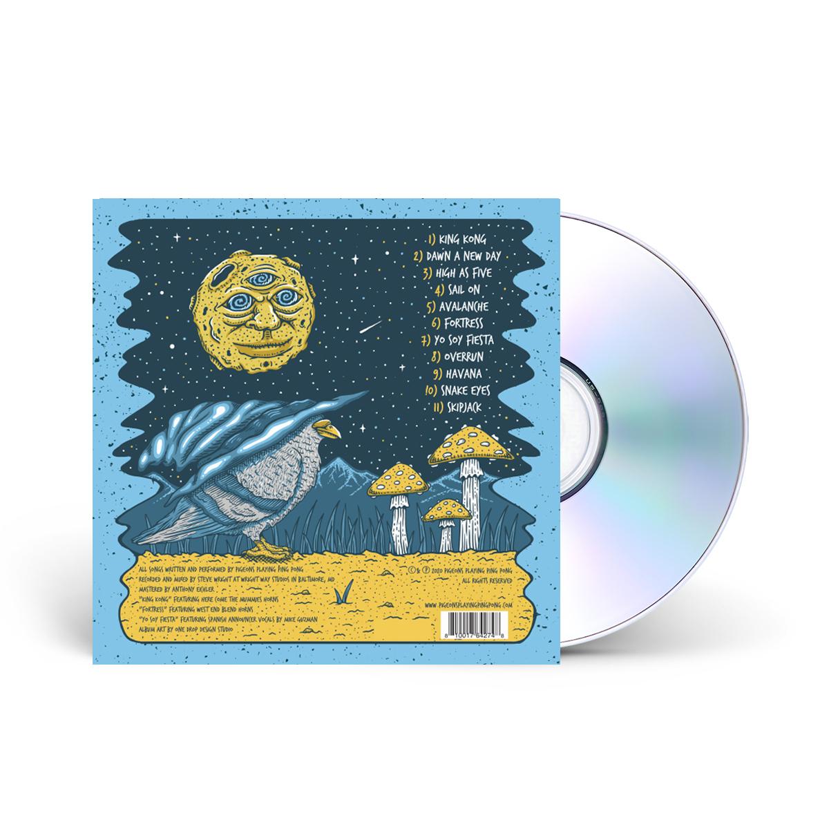 'Presto' CD (2020)