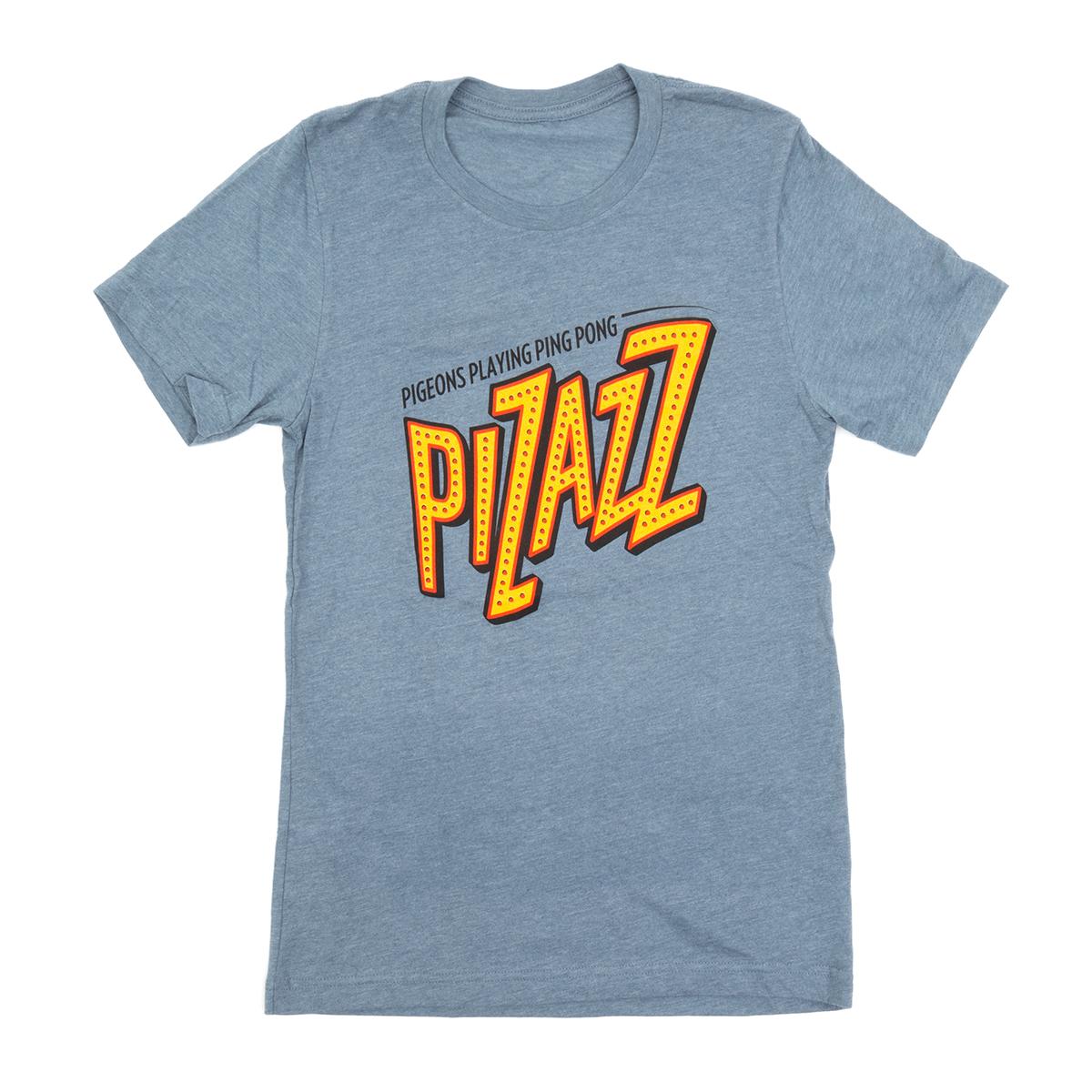 'Pizazz' logo T-shirt