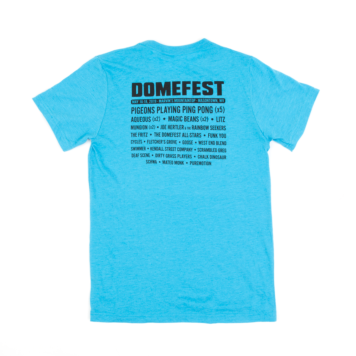 Domefest 2019 T-shirt