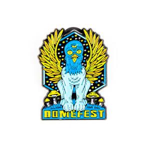Domefest 2019 Pin