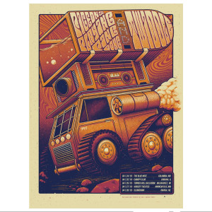 2019 Road to Red Rocks Poster