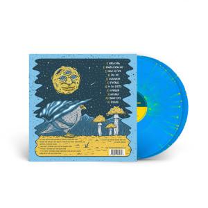 'Presto' Double LP (2020) Splatter Version