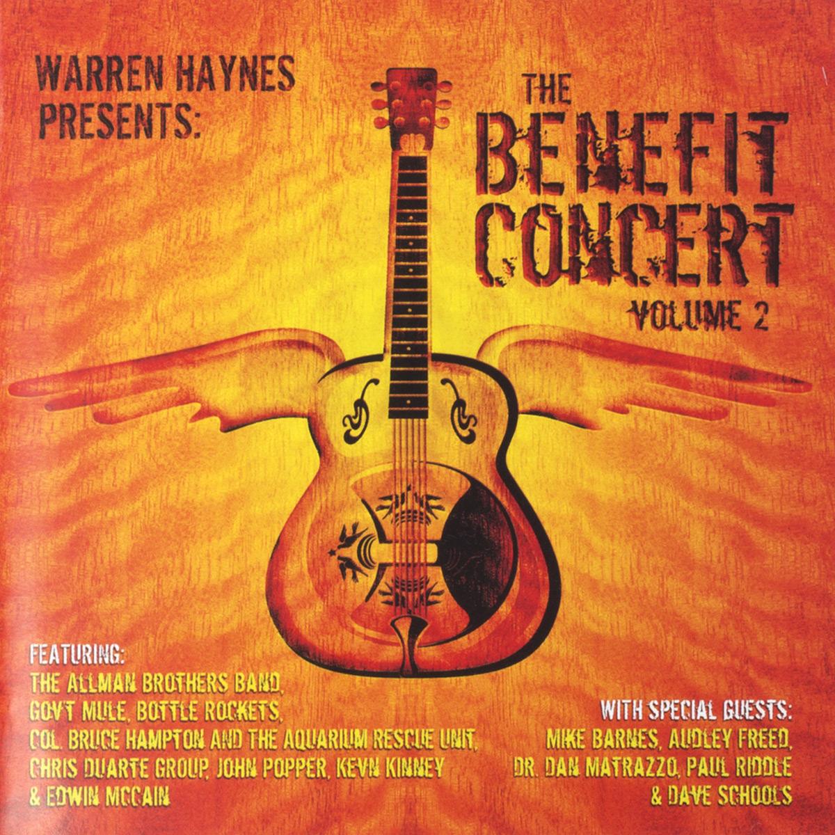 The Benefit Concert Vol. 2 Digital Download