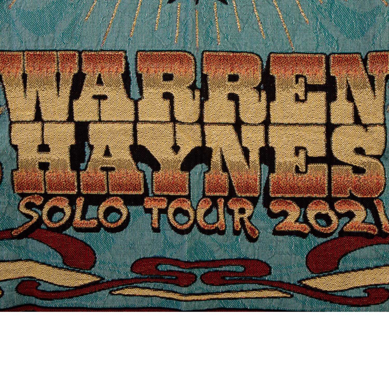 Summer Tour 2021 Throw Blanket