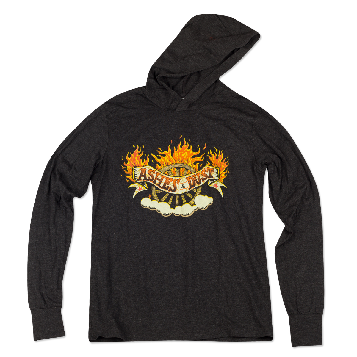 Ashes and Dust Hoodie