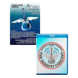 Benefit Concert Video Bundle:  Vol 8 & 16