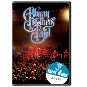 The Allman Brothers Band - Live At Great Woods DVD