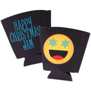 Warren Haynes 2016 Christmas Jam Koozie