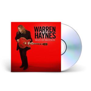 Warren Haynes - Man in Motion CD