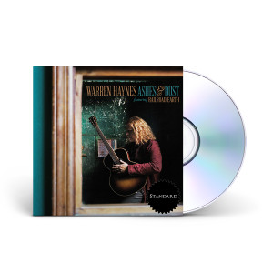 Ashes & Dust Standard CD