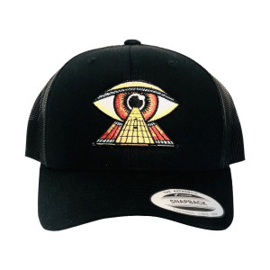 Eyeball Trucker Hat