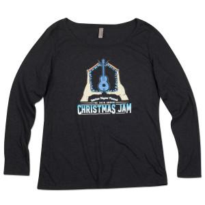 Warren Haynes 2016 Christmas Jam Women's Long Sleeve T-Shirt