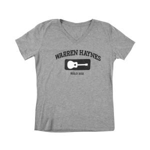 Warren Haynes Solo 2021 Women's T-Shirt