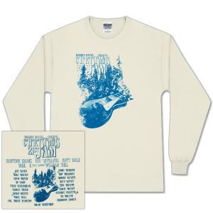 Warren Haynes Xmas Jam 2009 Longsleeve T-Shirt