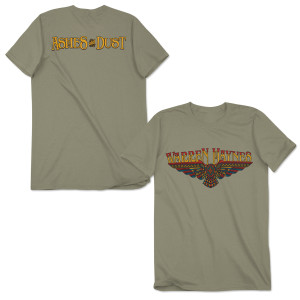 Warren Haynes Ashes & Dust Women's Angel Logo T-Shirt