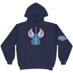 Warren Haynes 2011 Christmas Jam Pullover Embroidered Hoodie