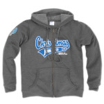Warren Haynes Christmas Jam 25 Zip-Up Hoodie