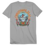 Warren Haynes 2016 Christmas Jam Sno Globe T-Shirt