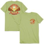 Warren Hayens on the Rocks Roses T-Shirt