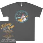 Warren Haynes 2010 Xmas Jam Snowman T-Shirt
