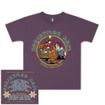 "Warren Haynes 2012 Xmas Jam ""Rockin' Toys"" Youth Shirt."