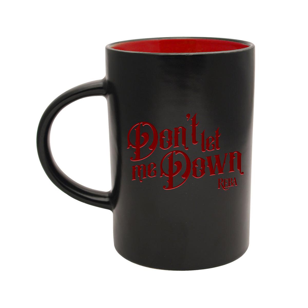 Fancy Black Mug