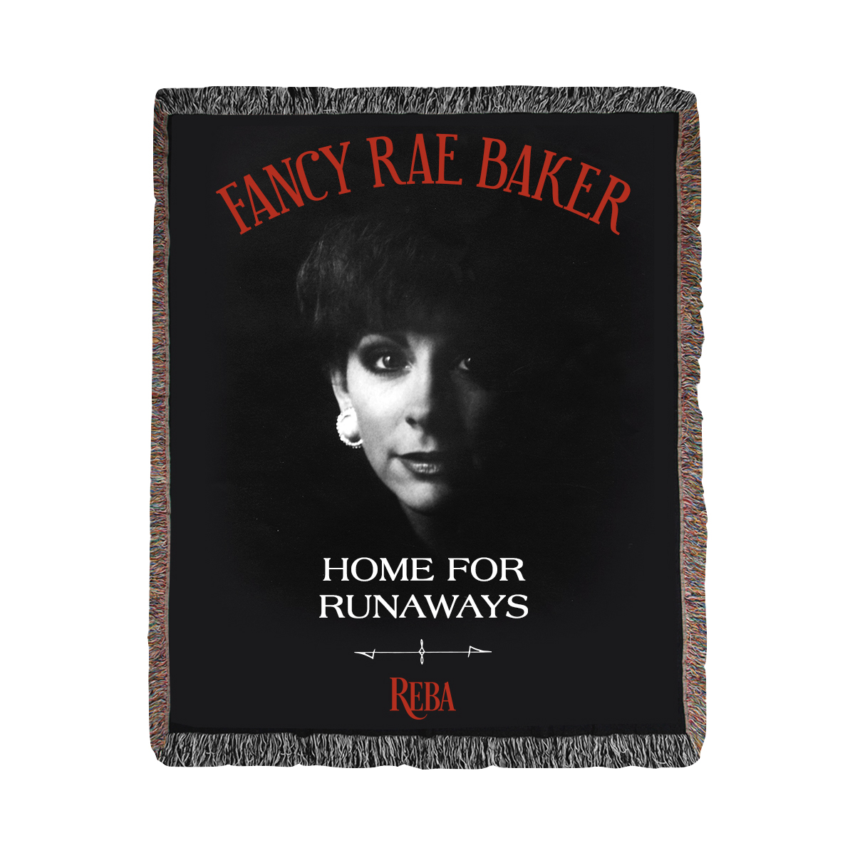 Home For Runaways Photo Blanket