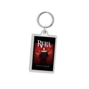 Reba Photo Keychain