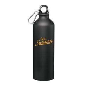 Survivor Logo Water Bottle
