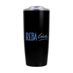 Reba Live 1994 Concert Special Black Tumbler