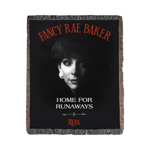 Home For Runaways Photo Blanket